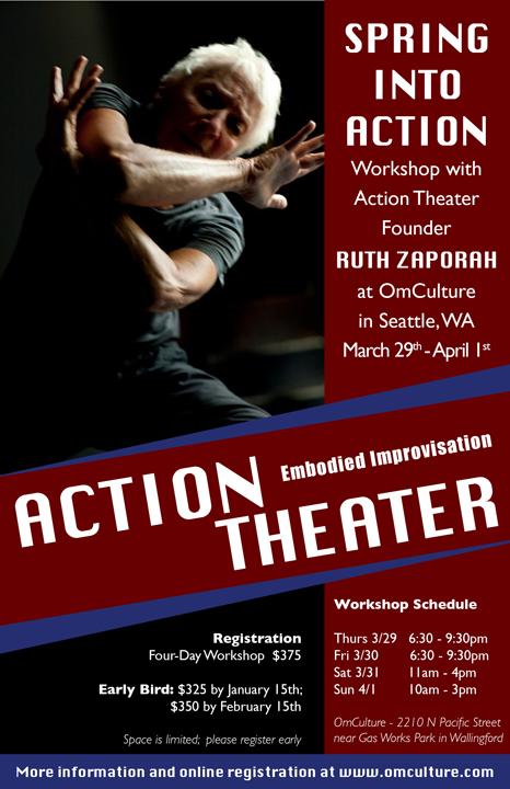 Ruth Zaporah Workshop 2012