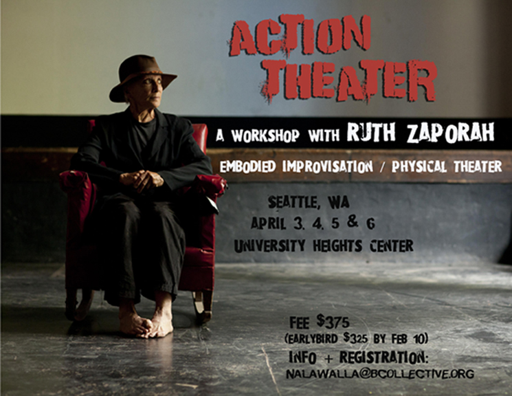 Ruth Zaporah Workshop 2014